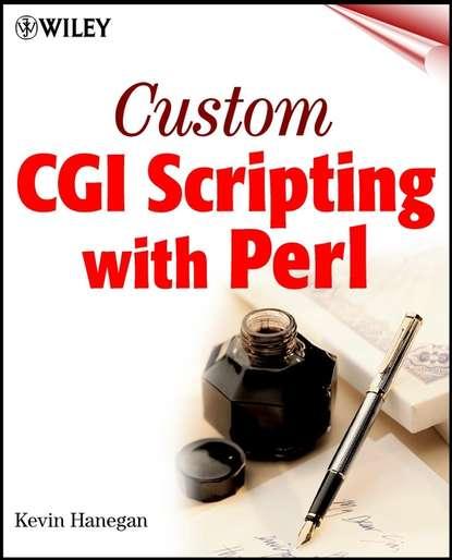 Обложка «Custom CGI Scripting with Perl»