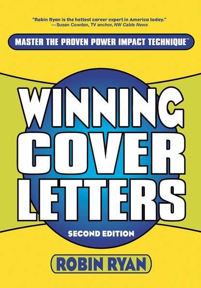 Обложка «Winning Cover Letters»