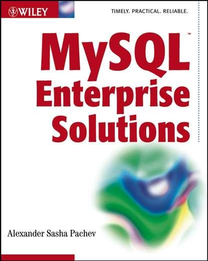 Обложка «MySQL Enterprise Solutions»