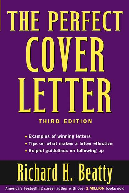 Обложка «The Perfect Cover Letter»