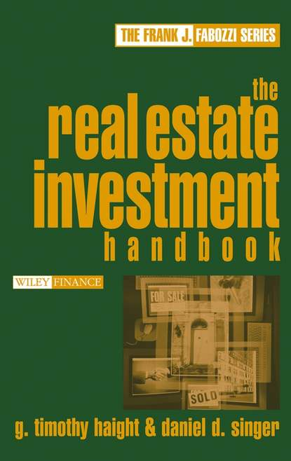 Обложка «The Real Estate Investment Handbook»