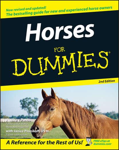 Обложка «Horses For Dummies»