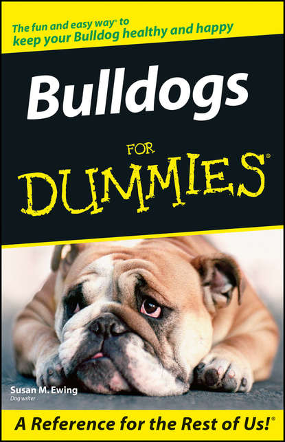 Обложка «Bulldogs For Dummies»