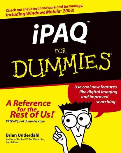 Обложка «iPAQ For Dummies»