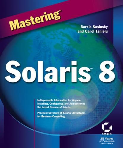 Обложка «Mastering Solaris8»