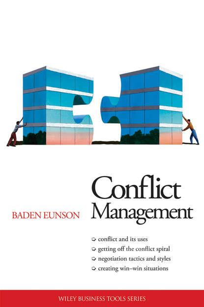 Обложка «Conflict Management»