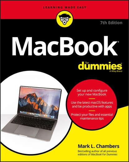 Обложка «MacBook For Dummies»