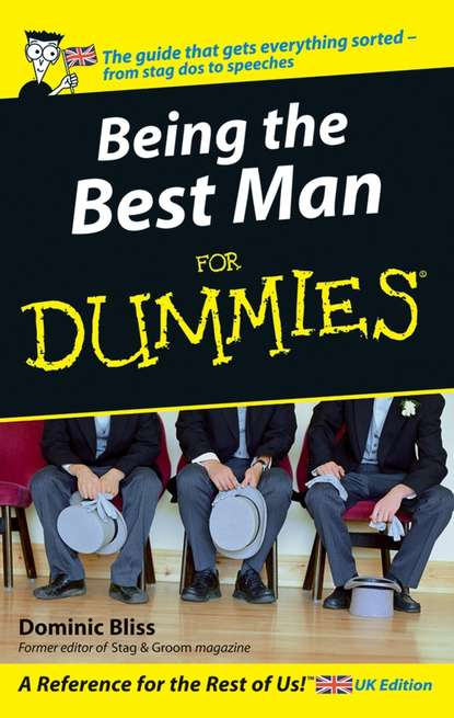 Обложка «Being The Best Man For Dummies»