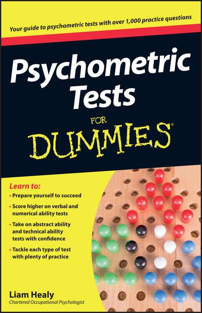 Обложка «Psychometric Tests For Dummies»