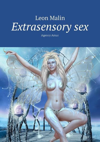 Обложка «Extrasensory sex. Agency Amur»