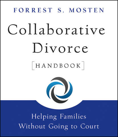 Обложка «Collaborative Divorce Handbook. Helping Families Without Going to Court»