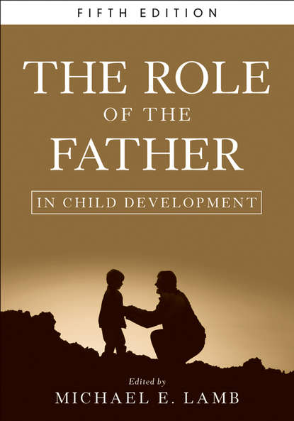 Обложка «The Role of the Father in Child Development»
