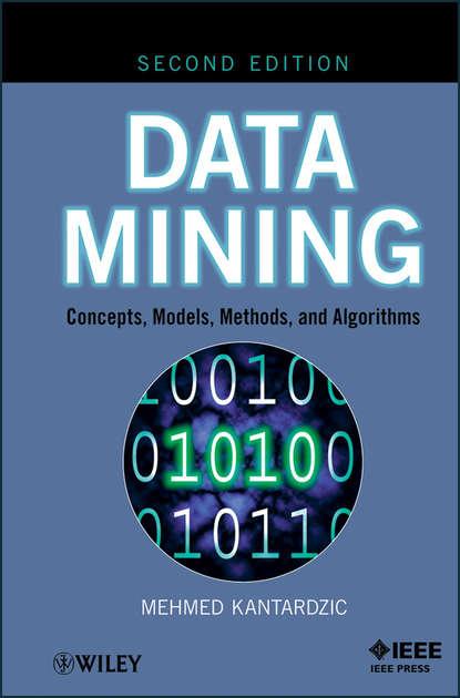 Обложка «Data Mining. Concepts, Models, Methods, and Algorithms»