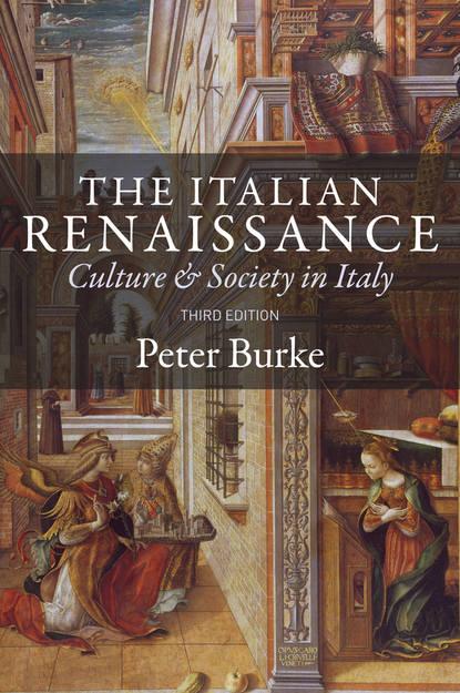 Обложка «The Italian Renaissance. Culture and Society in Italy»