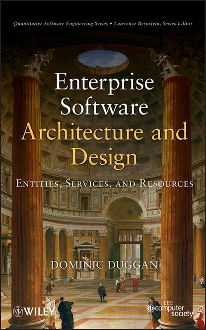 Обложка «Enterprise Software Architecture and Design. Entities, Services, and Resources»