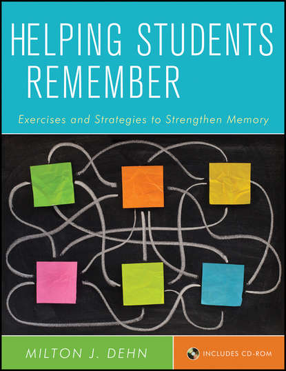 Обложка «Helping Students Remember. Exercises and Strategies to Strengthen Memory»