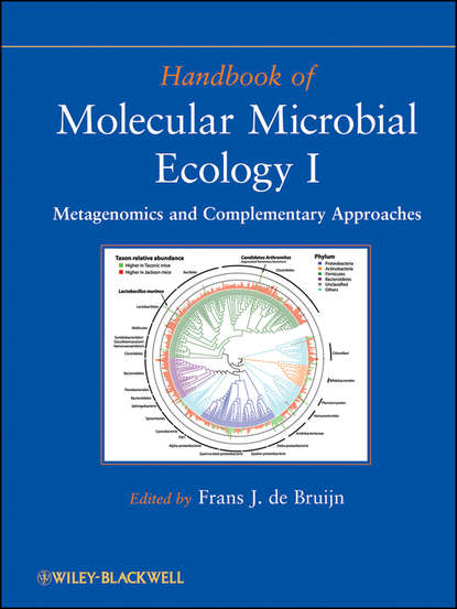 Обложка «Handbook of Molecular Microbial Ecology I. Metagenomics and Complementary Approaches»