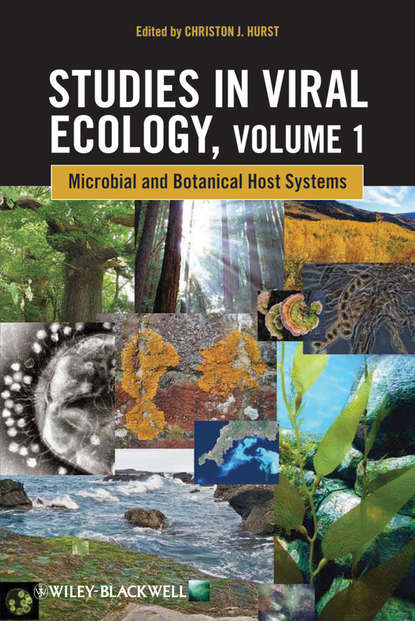 Обложка «Studies in Viral Ecology. Microbial and Botanical Host Systems»