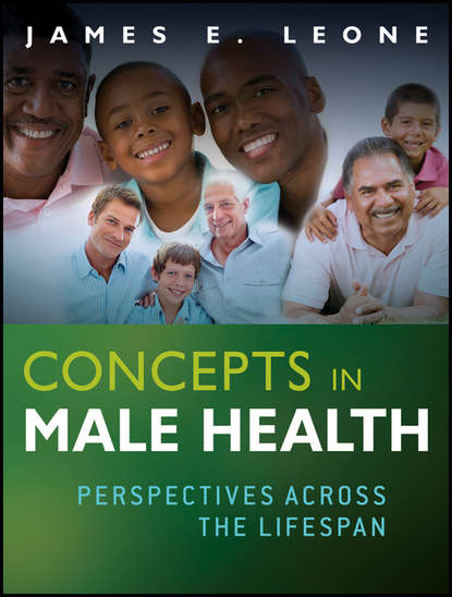 Обложка «Concepts in Male Health. Perspectives Across The Lifespan»