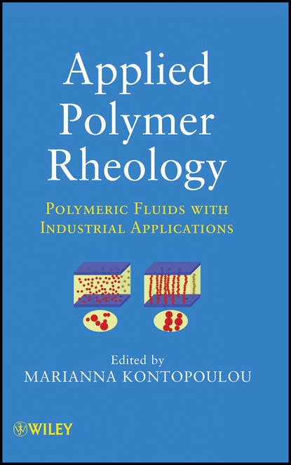 Обложка «Applied Polymer Rheology. Polymeric Fluids with Industrial Applications»
