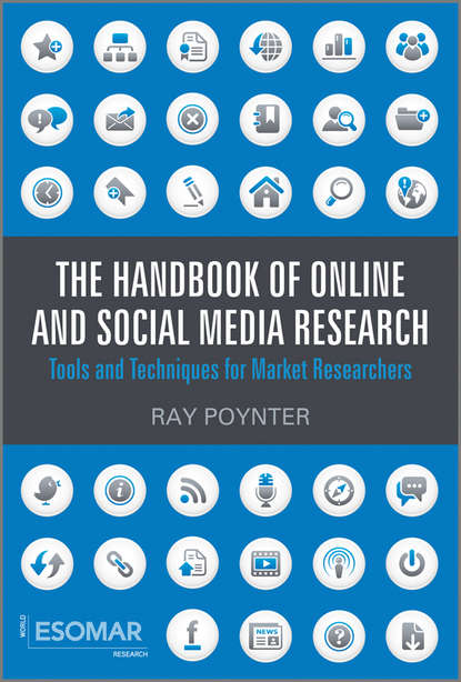 Обложка «The Handbook of Online and Social Media Research. Tools and Techniques for Market Researchers»