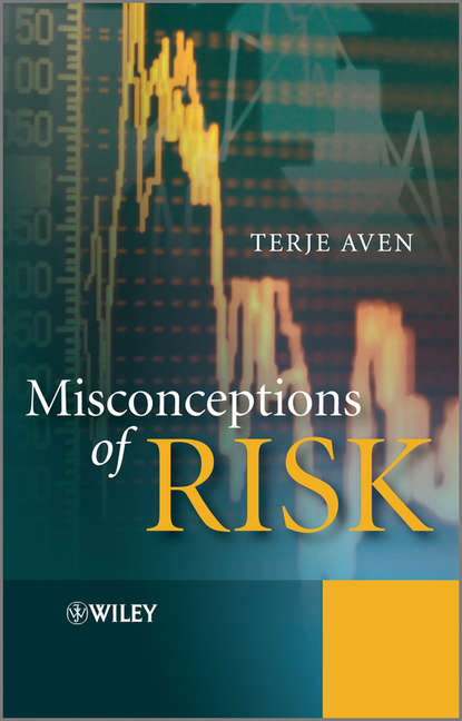 Обложка «Misconceptions of Risk»