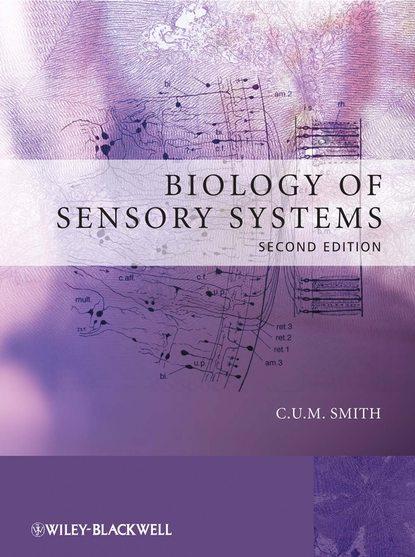 Обложка «Biology of Sensory Systems»