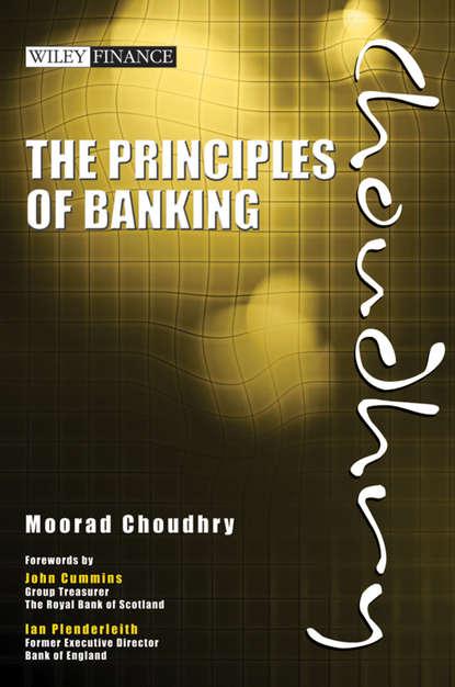 Обложка «The Principles of Banking»