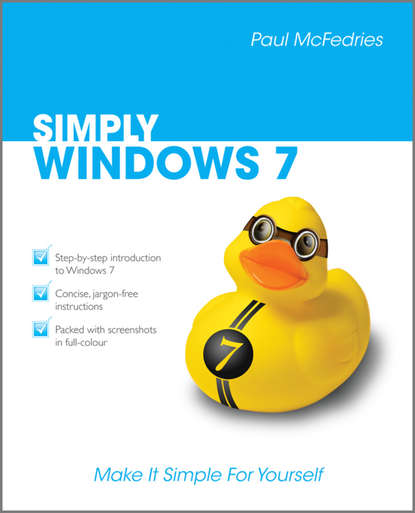 Обложка «Simply Windows 7»