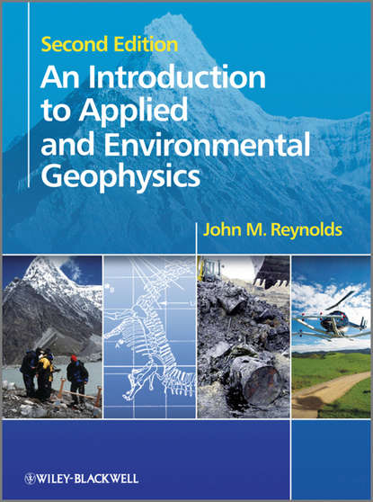 Обложка «An Introduction to Applied and Environmental Geophysics»