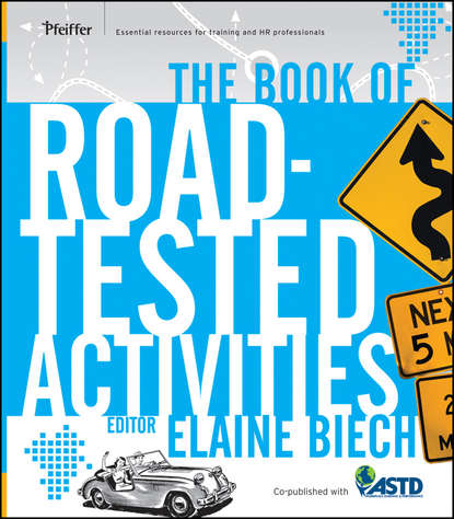 Обложка «The Book of Road-Tested Activities»
