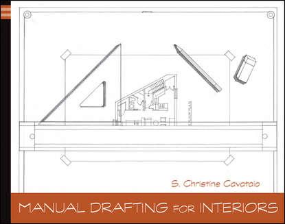 Обложка «Manual Drafting for Interiors»