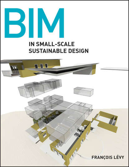 Обложка «BIM in Small-Scale Sustainable Design»