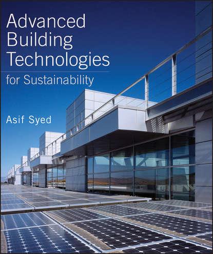 Обложка «Advanced Building Technologies for Sustainability»