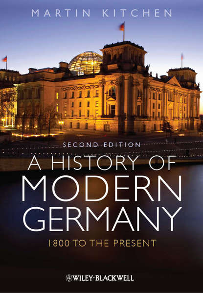 Обложка «A History of Modern Germany. 1800 to the Present»