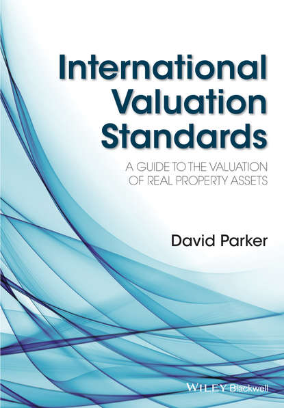 Обложка «International Valuation Standards. A Guide to the Valuation of Real Property Assets»