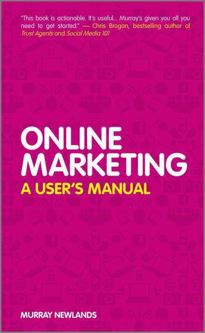 Обложка «Online Marketing. A User's Manual»