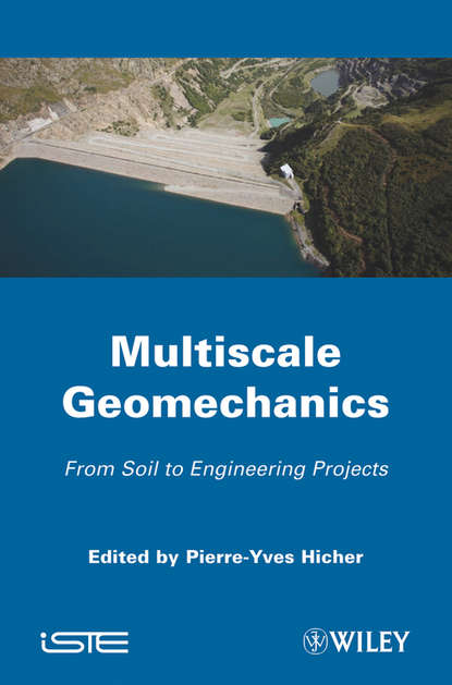 Обложка «Multiscales Geomechanics. From Soil to Engineering Projects»
