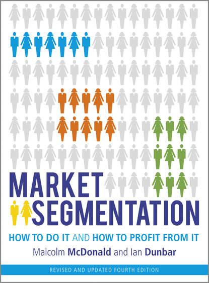 Обложка «Market Segmentation. How to Do It and How to Profit from It»