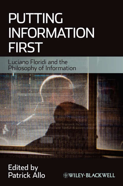 Обложка «Putting Information First. Luciano Floridi and the Philosophy of Information»