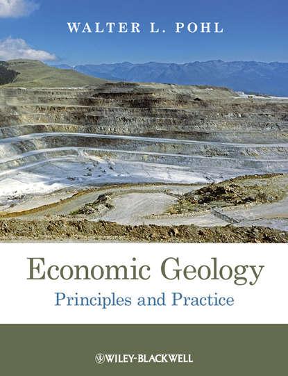 Обложка «Economic Geology. Principles and Practice»