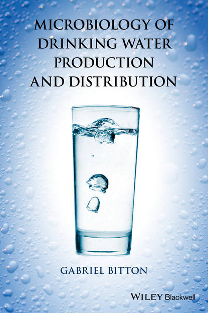 Обложка «Microbiology of Drinking Water. Production and Distribution»