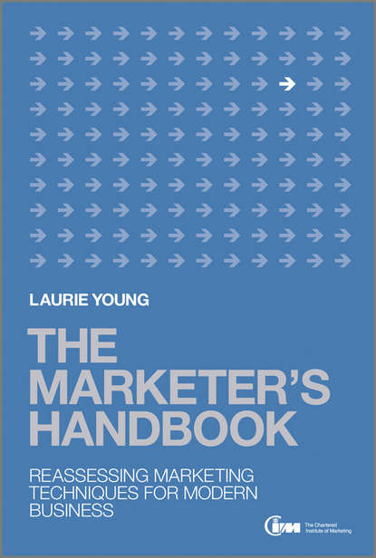 Обложка «The Marketer's Handbook. Reassessing Marketing Techniques for Modern Business»