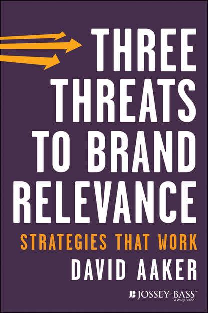 Обложка «Three Threats to Brand Relevance. Strategies That Work»