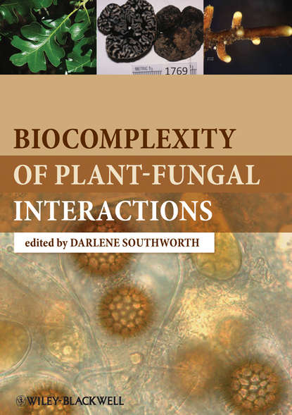 Обложка «Biocomplexity of Plant-Fungal Interactions»