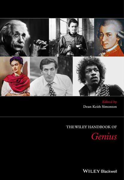 Обложка «The Wiley Handbook of Genius»