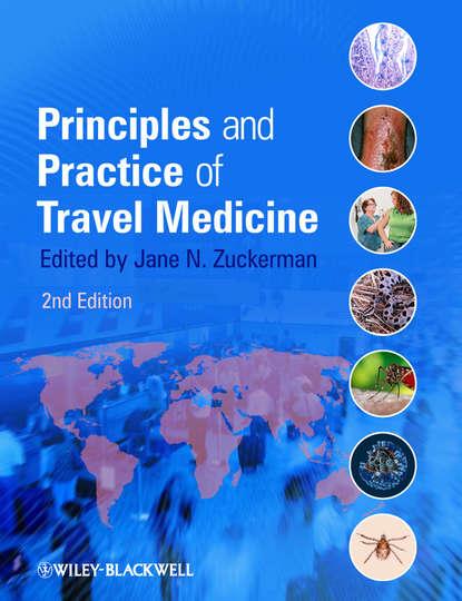 Обложка «Principles and Practice of Travel Medicine»