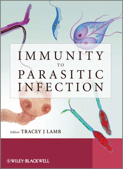 Обложка «Immunity to Parasitic Infection»