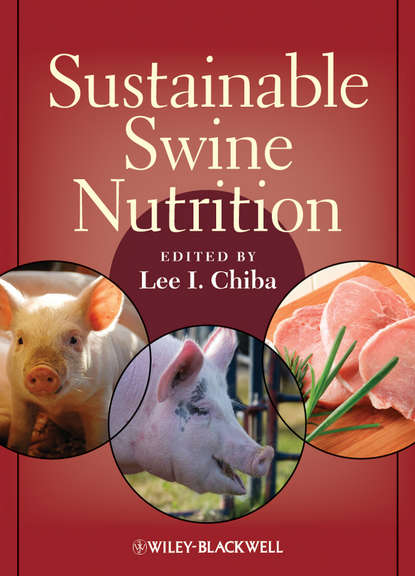 Обложка «Sustainable Swine Nutrition»