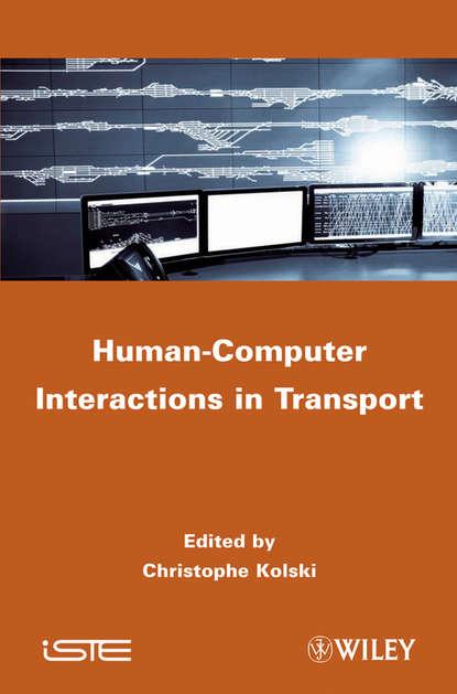 Обложка «Human-Computer Interactions in Transport»